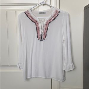 Cotton On peasant top